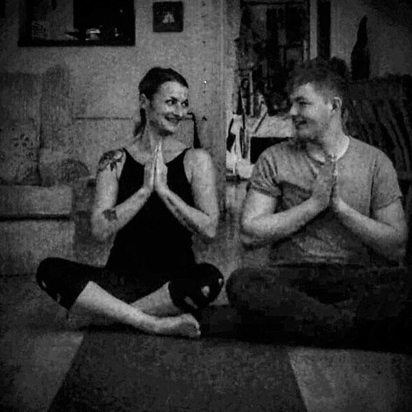 Charli Wall Yoga