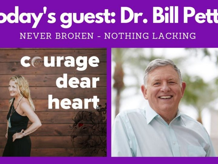Episode 17 – An Interview with Dr. Bill Pettit